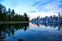 Nature Meets the City - Vancouver, B.C.