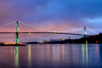 Lion's Gate Bridge (Vancouver, British Columbia)