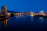 False Creek East Wide View