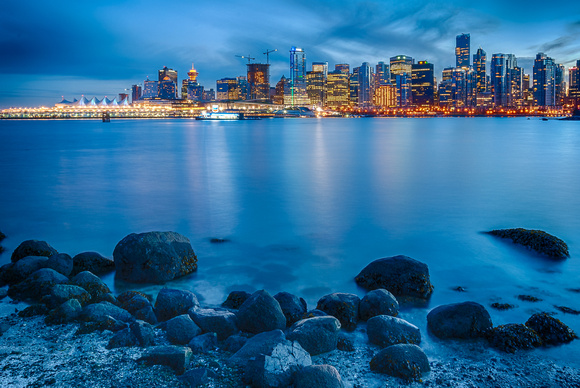 Vancouver's Coal Harbour